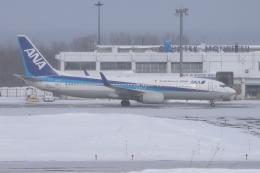 sumihan_2010さんが、紋別空港で撮影した全日空 737-881の航空フォト(飛行機 写真・画像)