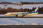 sumihan_2010さんが、女満別空港で撮影した全日空 737-881の航空フォト(写真)