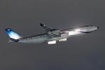 多摩川崎2Kさんが、羽田空港で撮影したイラン・イスラム共和国政府 A340-313Xの航空フォト(飛行機 写真・画像)