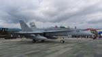 オキシドールさんが、岩国空港で撮影したアメリカ海兵隊 F/A-18D Hornetの航空フォト(写真)