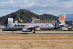 神宮寺ももさんが、松山空港で撮影したジェットスター・ジャパン A320-232の航空フォト(写真)