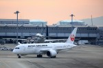 JA946さんが、関西国際空港で撮影した日本航空 787-8 Dreamlinerの航空フォト(写真)