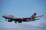 JA8037さんが、フランクフルト国際空港で撮影したルフトハンザドイツ航空 747-430の航空フォト(写真)