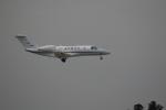 ☆ライダーさんが、成田国際空港で撮影した国土交通省 航空局 525C Citation CJ4の航空フォト(写真)