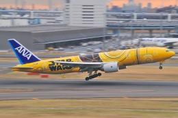 HND_Spotter_787さんが、羽田空港で撮影した全日空 777-281/ERの航空フォト(写真)