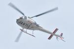 500さんが、自宅上空で撮影した中日本航空 AS350B Ecureuilの航空フォト(写真)