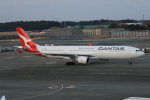 みるぽんたさんが、成田国際空港で撮影したカンタス航空 A330-303の航空フォト(写真)