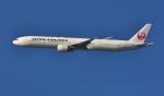 kenko.sさんが、成田国際空港で撮影した日本航空 777-346/ERの航空フォト(写真)