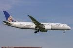 ぐっちーさんが、成田国際空港で撮影したユナイテッド航空 787-8 Dreamlinerの航空フォト(写真)