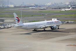 ja007gさんが、羽田空港で撮影した中国東方航空 777-39P/ERの航空フォト(飛行機 写真・画像)