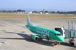 EosR2さんが、鹿児島空港で撮影したフジドリームエアラインズ ERJ-170-100 SU (ERJ-170SU)の航空フォト(写真)