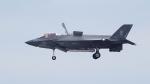 撮り撮り人さんが、岩国空港で撮影したアメリカ海兵隊 F-35B Lightning IIの航空フォト(写真)