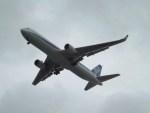 倉島さんが、新潟空港で撮影した全日空 767-381/ERの航空フォト(写真)