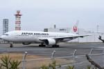 うぃんぐれっとさんが、羽田空港で撮影した日本航空 777-289の航空フォト(写真)
