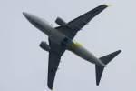 imosaさんが、羽田空港で撮影したAIR DO 737-781の航空フォト(写真)