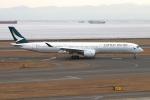 KAKOさんが、中部国際空港で撮影したキャセイパシフィック航空 A350-1041の航空フォト(写真)