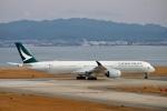 m_aereo_iさんが、関西国際空港で撮影したキャセイパシフィック航空 A350-1041の航空フォト(写真)