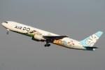 HND_Spotter_787さんが、羽田空港で撮影したAIR DO 767-381の航空フォト(写真)
