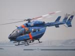 YFAR2さんが、横浜ヘリポートで撮影した神奈川県警察 BK117C-2の航空フォト(写真)