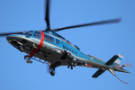 Wasawasa-isaoさんが、名古屋飛行場で撮影した静岡県警察 A109E Powerの航空フォト(写真)