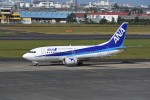 kumagorouさんが、宮崎空港で撮影したANAウイングス 737-5L9の航空フォト(飛行機 写真・画像)
