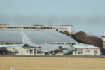 なまくら はげるさんが、厚木飛行場で撮影した海上自衛隊 P-1の航空フォト(写真)