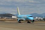 Wasawasa-isaoさんが、名古屋飛行場で撮影したフジドリームエアラインズ ERJ-170-100 (ERJ-170STD)の航空フォト(写真)