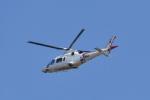 ワイエスさんが、鹿児島空港で撮影したユーロテックジャパン A109E Powerの航空フォト(写真)