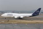 mototripさんが、仁川国際空港で撮影したルフトハンザドイツ航空 747-430の航空フォト(写真)