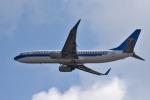 we love kixさんが、関西国際空港で撮影した中国南方航空 737-81Bの航空フォト(写真)