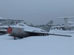 Smyth Newmanさんが、モニノ空軍博物館で撮影したソビエト空軍 MiG-17Fの航空フォト(写真)