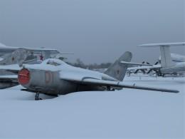 Smyth Newmanさんが、モニノ空軍博物館で撮影したソビエト空軍 MiG-17Fの航空フォト(飛行機 写真・画像)