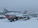 Smyth Newmanさんが、モニノ空軍博物館で撮影したソビエト空軍 MiG-19Pの航空フォト(写真)