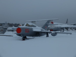 Smyth Newmanさんが、モニノ空軍博物館で撮影したソビエト空軍 MiG-15UTIの航空フォト(写真)