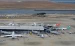 東亜国内航空さんが、関西国際空港で撮影したルフトハンザドイツ航空 747-430の航空フォト(写真)