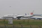 matsuさんが、成田国際空港で撮影した日本航空 777-246/ERの航空フォト(写真)