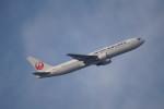 senbaさんが、羽田空港で撮影した日本航空 767-346/ERの航空フォト(写真)