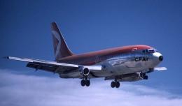 BOSTONさんが、カルガリー国際空港で撮影したカナディアン・パシフィック・エアラインズ 737-2T7/Advの航空フォト(飛行機 写真・画像)