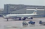 BOSTONさんが、ストックホルム・アーランダ空港で撮影したスカンジナビア航空 DC-8-33の航空フォト(写真)
