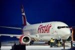 BOSTONさんが、イカルイト空港で撮影したファースト・エア 737-436の航空フォト(写真)