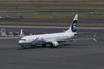かずまっくすさんが、ダニエル・K・イノウエ国際空港で撮影したアラスカ航空 737-990/ERの航空フォト(写真)