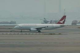 pringlesさんが、香港国際空港で撮影したキャセイドラゴン A320-232の航空フォト(写真)