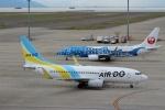 ハピネスさんが、中部国際空港で撮影したAIR DO 737-781の航空フォト(飛行機 写真・画像)