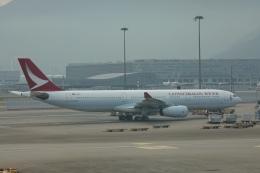 pringlesさんが、香港国際空港で撮影したキャセイドラゴン A330-343Xの航空フォト(写真)