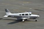 Gambardierさんが、岡南飛行場で撮影した日本個人所有 PA-28R-201 Arrowの航空フォト(写真)