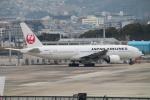 myoumyoさんが、伊丹空港で撮影した日本航空 777-289の航空フォト(写真)