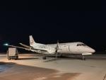 ハインドさんが、函館空港で撮影した北海道エアシステム 340B/Plusの航空フォト(写真)