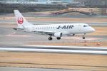 myoumyoさんが、伊丹空港で撮影したジェイ・エア ERJ-170-100 (ERJ-170STD)の航空フォト(写真)