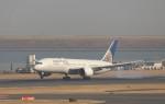 Teddyさんが、羽田空港で撮影したユナイテッド航空 787-8 Dreamlinerの航空フォト(写真)