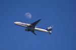 ひこ☆さんが、新千歳空港で撮影した全日空 777-281/ERの航空フォト(写真)